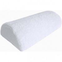 Възглавничка за маникюр бяла от плат