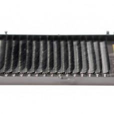 Класически смесени мигли 0,05 мм C, 14 мм