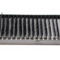 Класически смесени мигли 0,05 мм, D, 14 мм