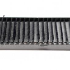 Класически смесени мигли 0,07 мм D